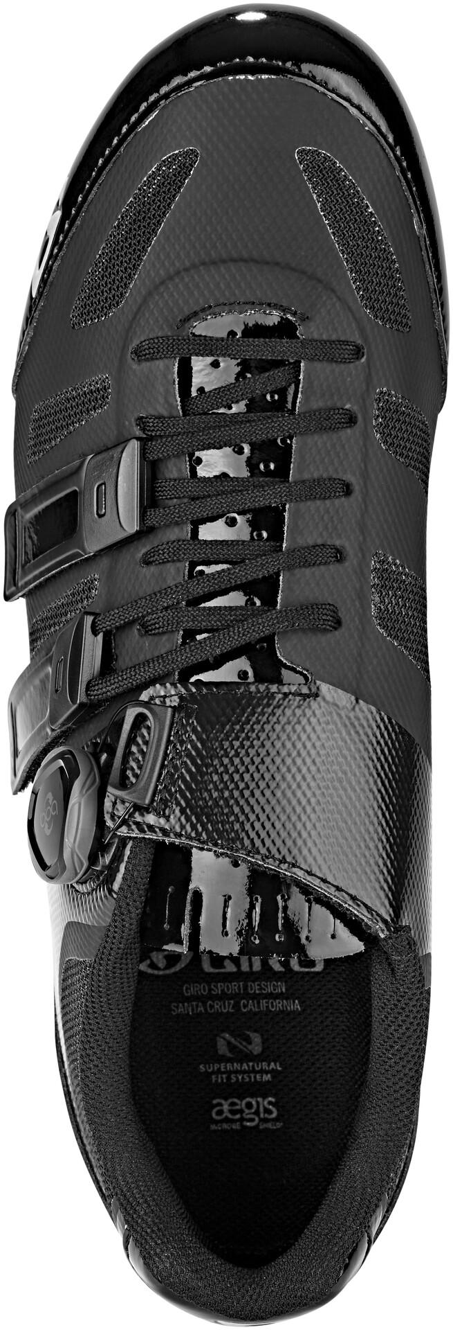Giro Sentrie Techlace Shoes Herren black